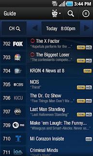 TiVo DVR apps