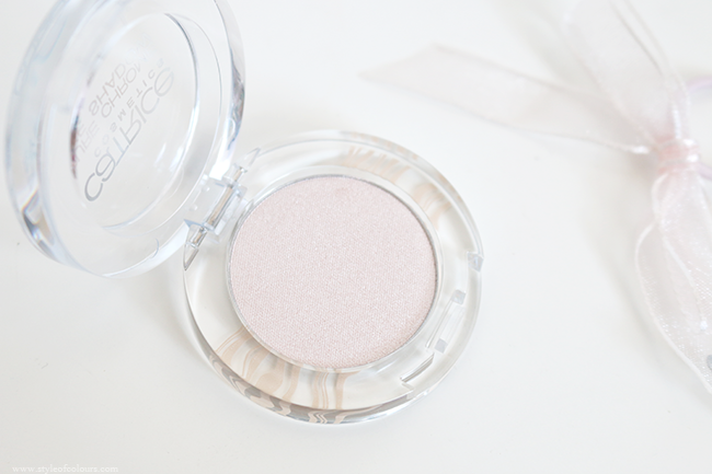 Catrice Lumination Eyeshadow in Radiant Rose