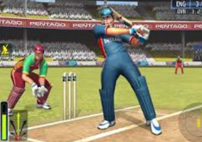 Free Download Games ICC Cricket World Cup 2011 Full Version For PC