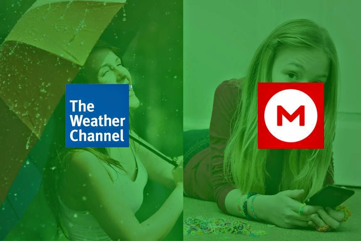 The Weather Channel and Mega Privacy App Updated on Windows Phone