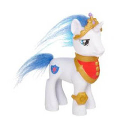 MLP Crystal Empire Playset with Bonus Shining Armor Brushable Figure