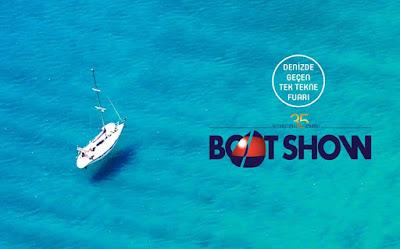 Boat Show Pendik'te