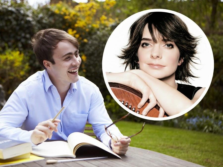 Ben Gernon and Catrin Finch