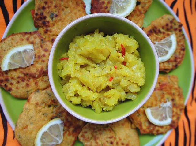 Три простых индийских блюдяа