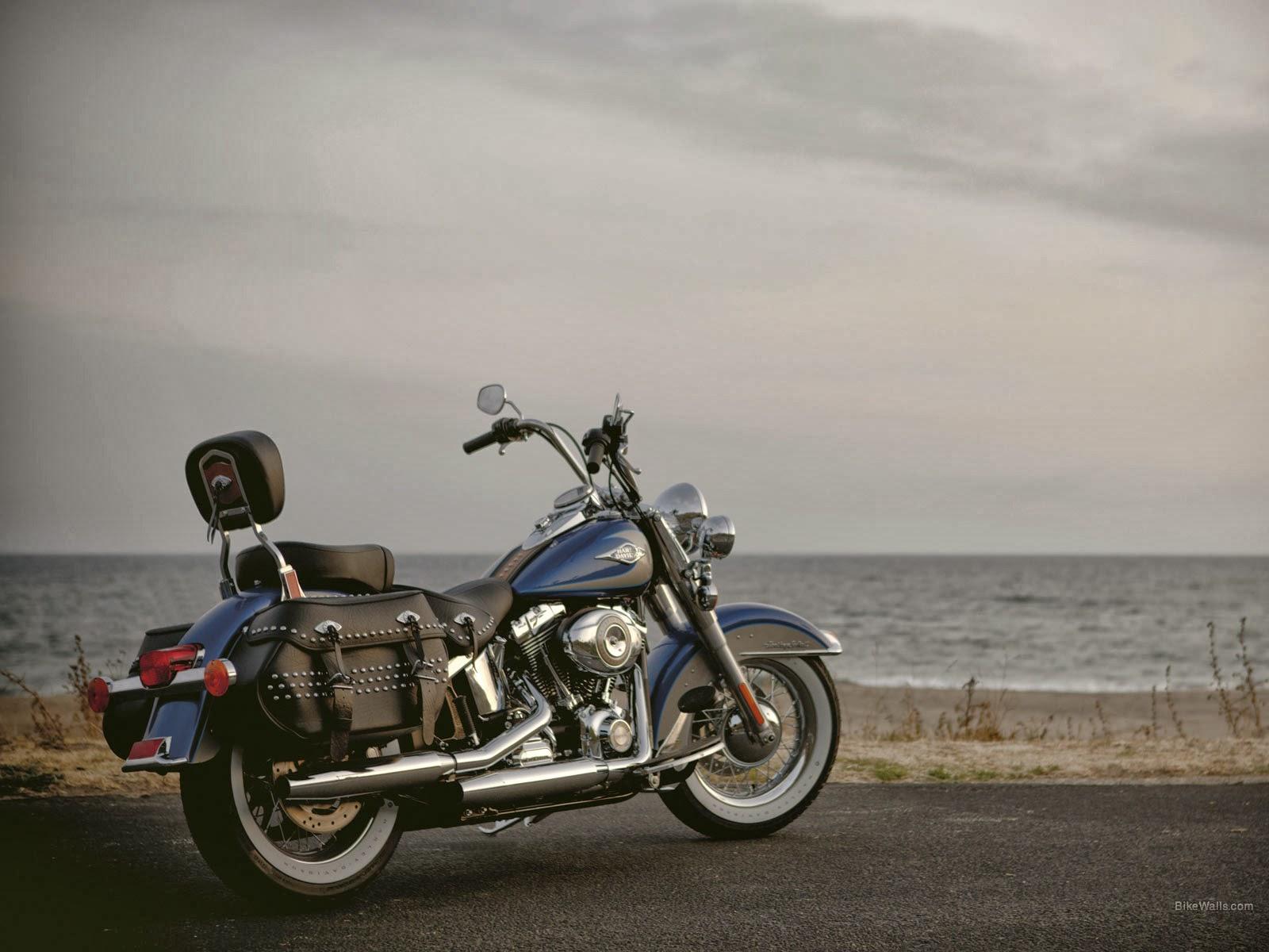 Harley Davidson FLSTC Heritage