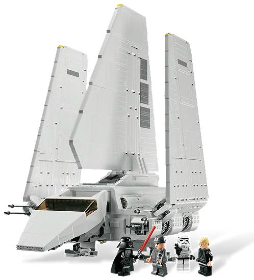 emeshing.com: LEGO Star Wars