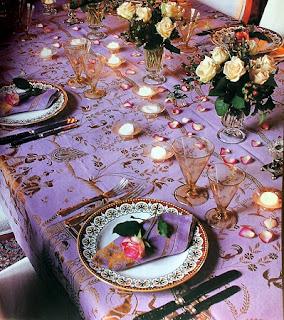Mesa Romantica, Ideas de Decoracion para el Dia de los Enamorados