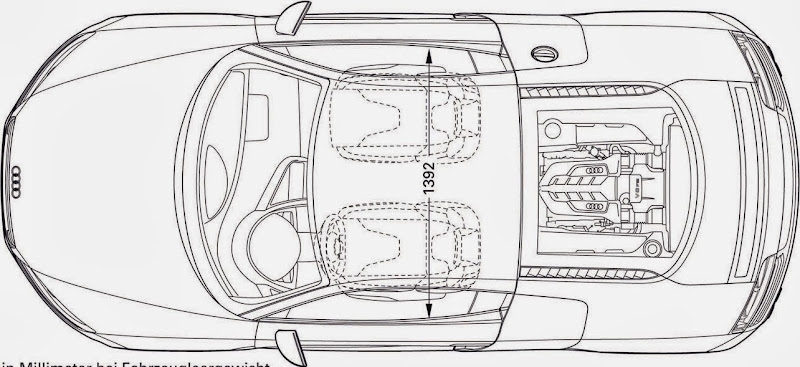 أخيراً !! ,توتوريال كامل سوليدووركس لسيارة Audi R8 كاااملة TopView_AudiR8