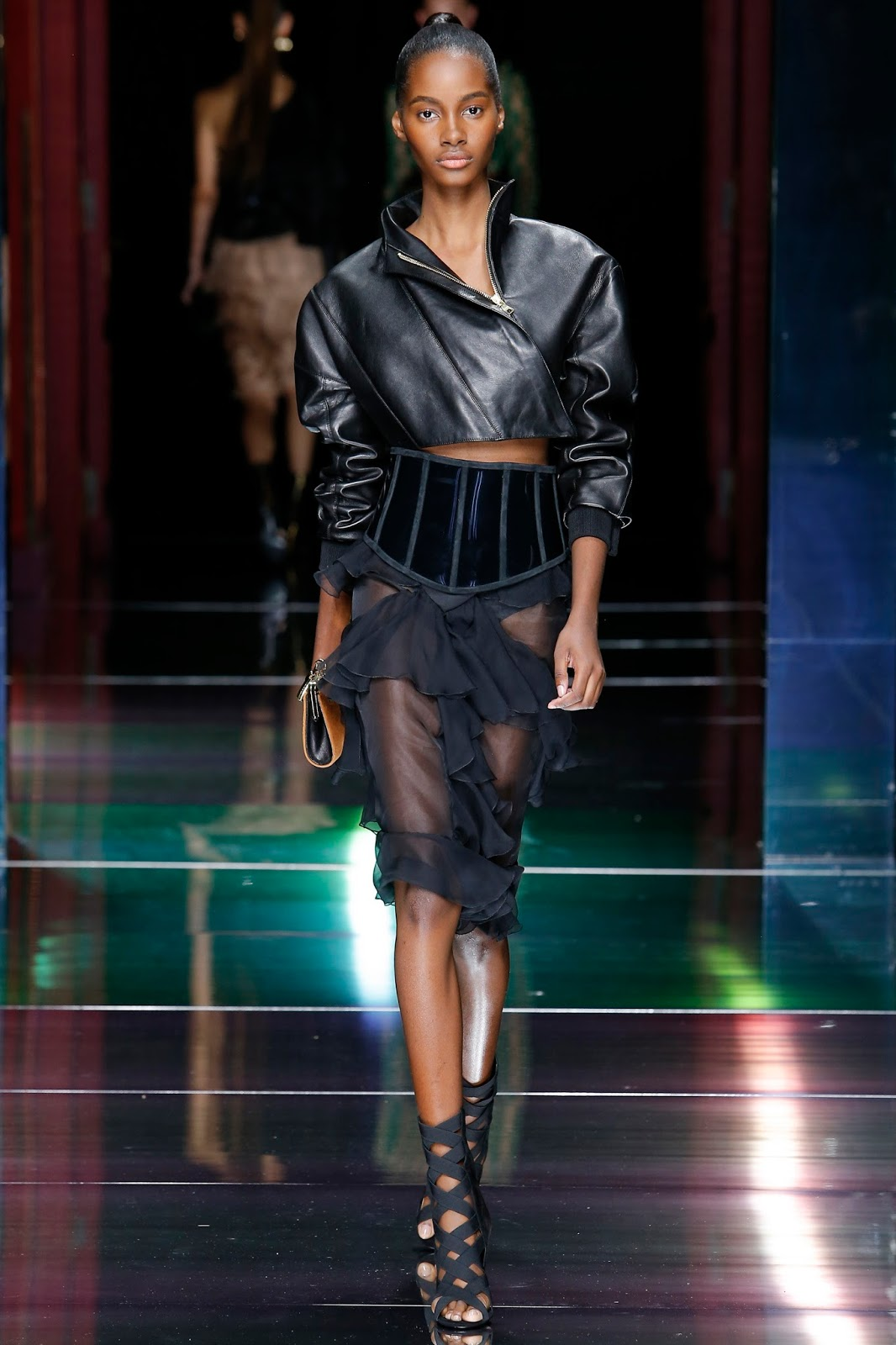 Paris Fashion Week, Spring 2016, Ready to Wear, pfw, rtw, runway fashion, balmain