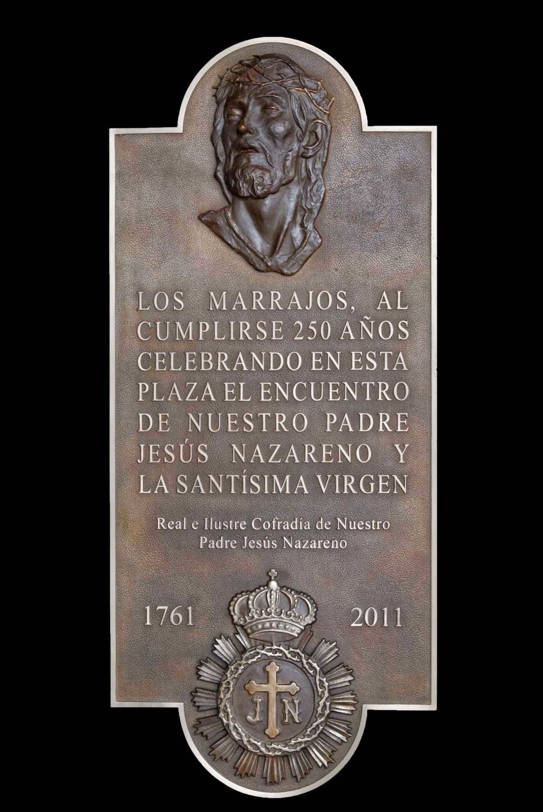 Placa Marraja bronce Cartagena Murcia Arturo Serra escultura 1