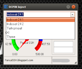 Inject All Operator (Three,Isat,Tsel,XL) 15 16 September 2015
