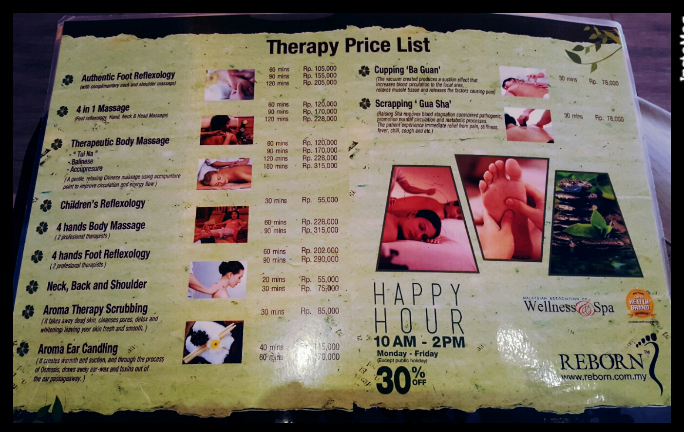Batam Body To Body Massage