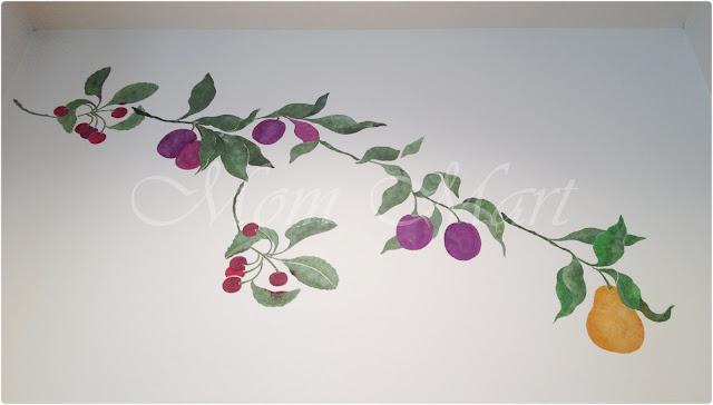 fruit stencil