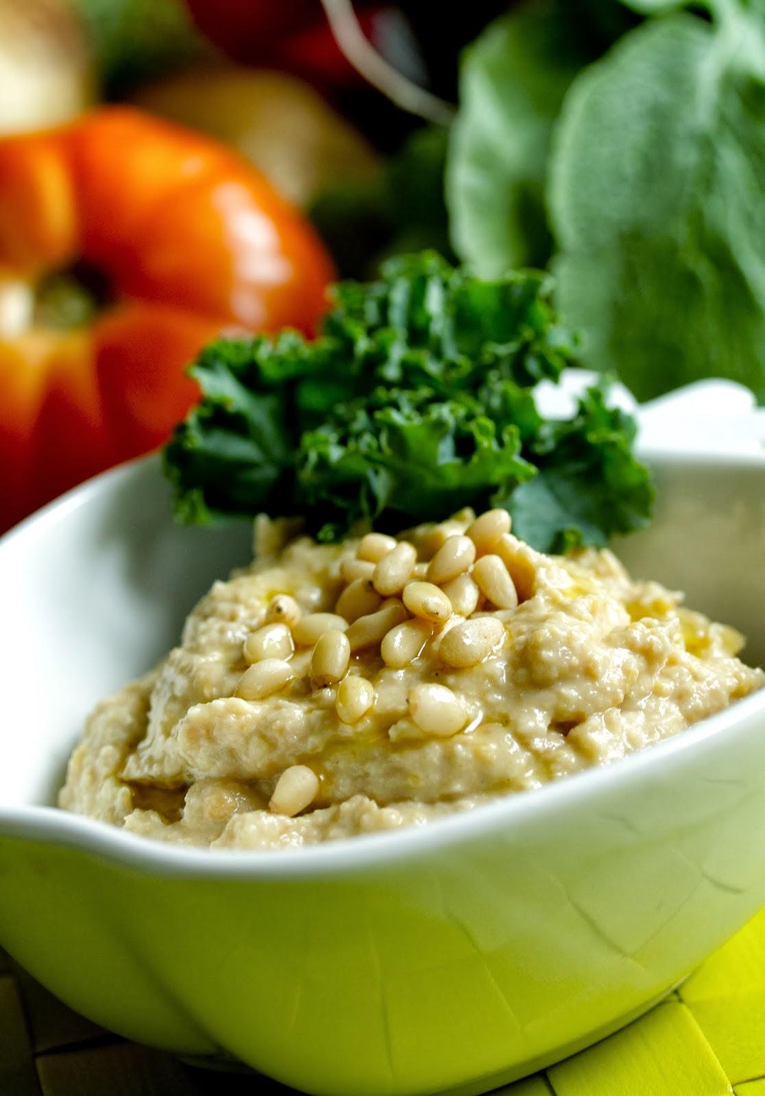 Smiths Vegan Kitchen Hummus