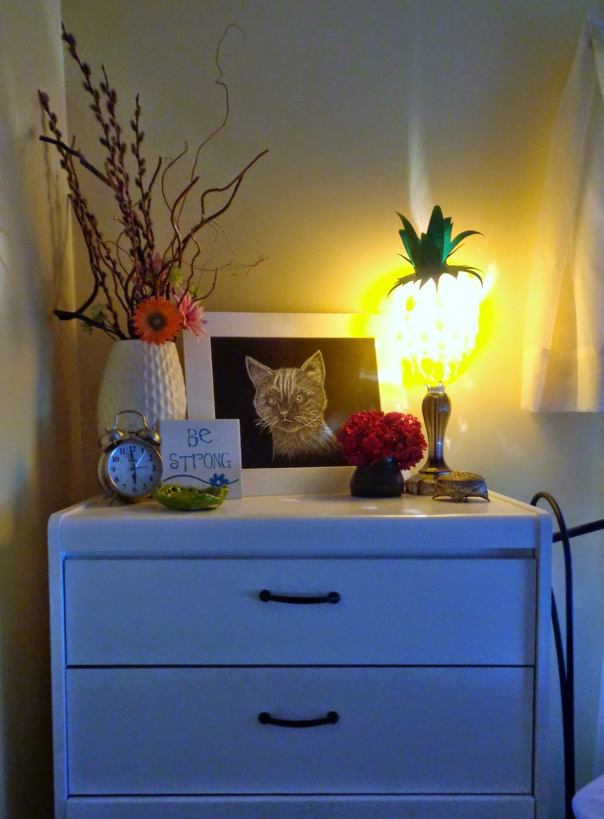 Harli G Diy Pineapple Room Decor