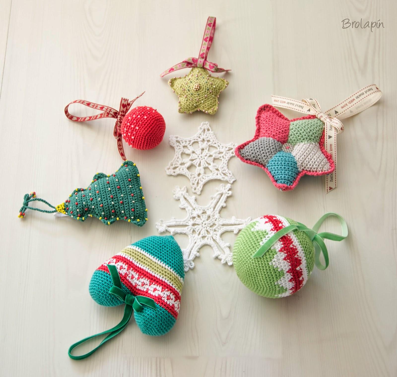 Adornos navidad 1 parte brolapin el blog de las - Adornos de navidad 2014 ...