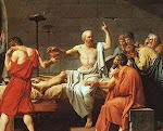 Sokrates ve Eşi...