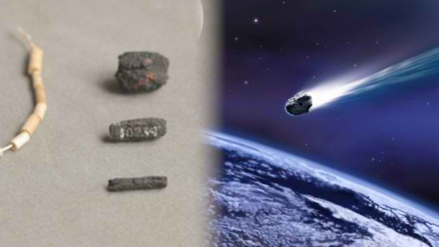 Istrangehuman scientists confirm ancient egyptians wore for What is outer space made of