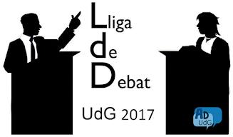 Lliga de Debat UdG 2017/2018