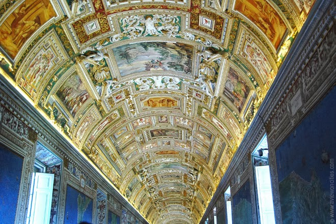 Gallery-of-Maps-Vatican-Museums