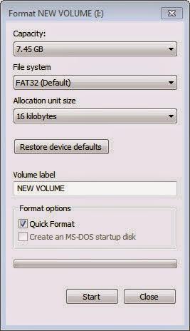 Tạo và cài đặt Windows 8.1 từ ổ flash USB