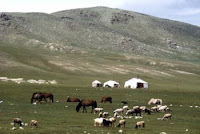 Agriculture in Mongolia