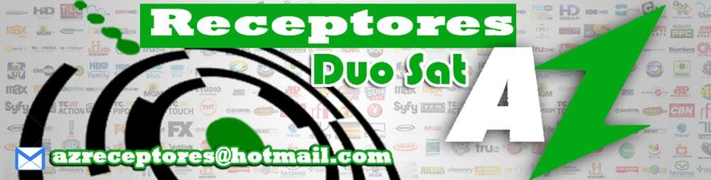 Receptores DuoSat Az
