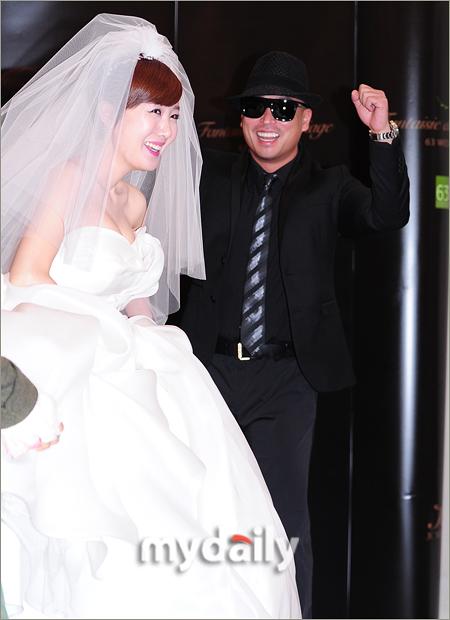 HaHa Dan Byul Menikah 03