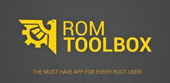 Cara Rubah Font Dan Boot Animation Android Dengan ROM Toolbox Lite