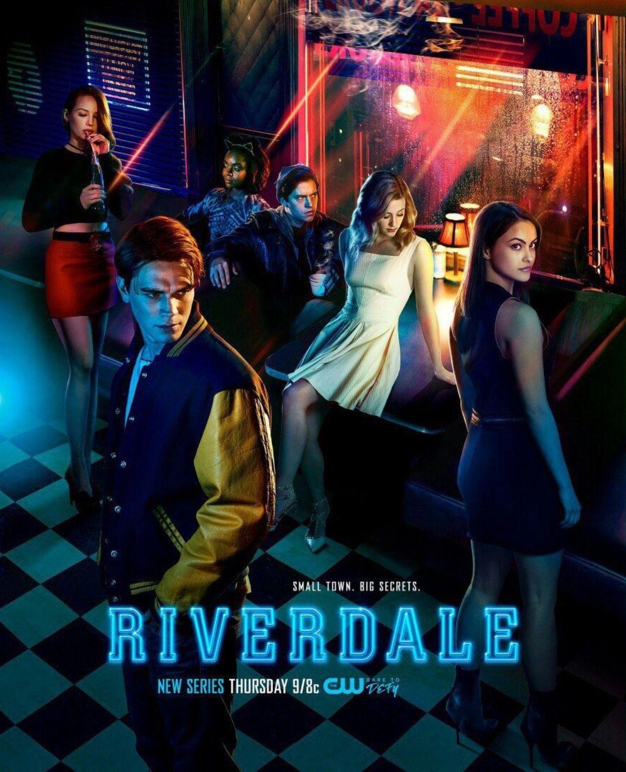 """'RIVERDALE"""""""