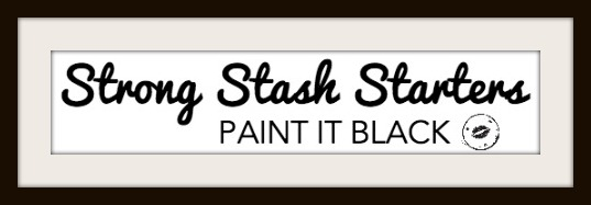 Manicurity | Strong Stash Starters series = perfect black polish