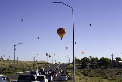 City of Albuquerque, Albuquerque Hot Air Balloons
