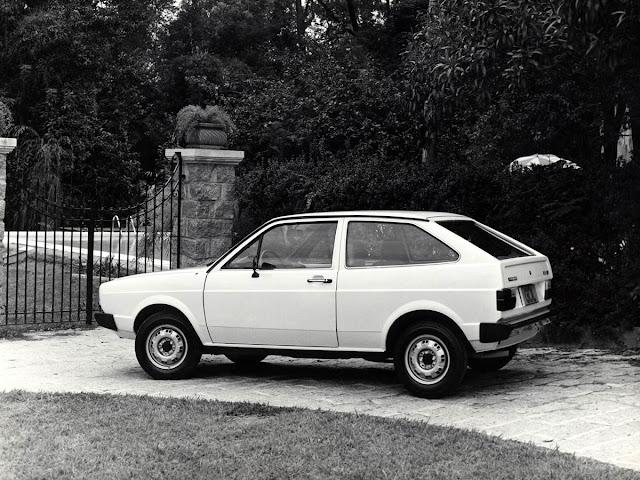 Volkswagen Gol G1 1980