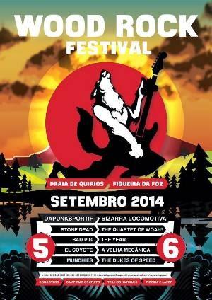 WOODROCK FESTIVAL 2014