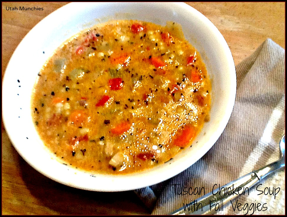 Tuscan Chicken Soup Tuscan Chicken Soup With Fall