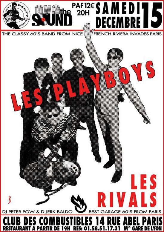 Les Playboys Playboys Je Revendique