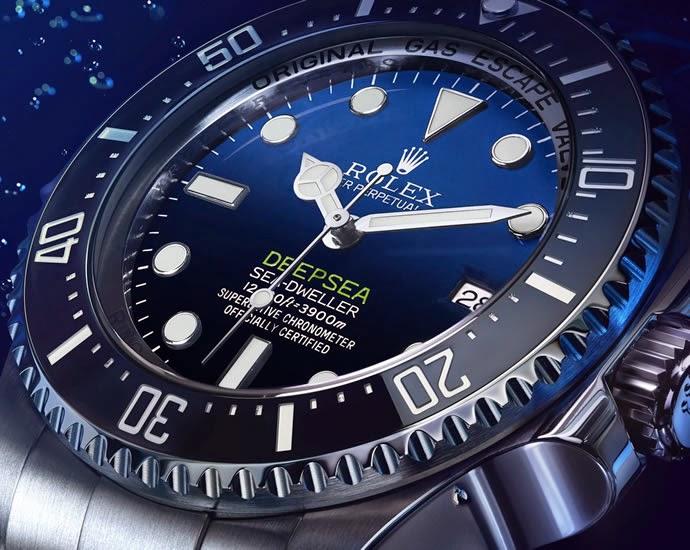 đồng hồ đeo tay ROLEX DEEPSEA