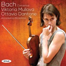 Bach Violin Concertos, Viktoria Mullova, Ottavio Dantone, Accademia Bizantina - ONYX 4114