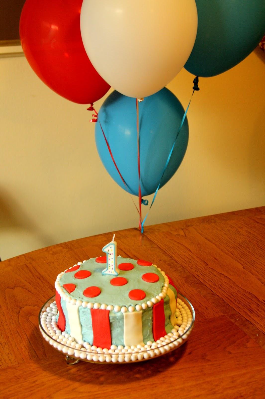 Sugar Boles Dr Seuss Birthday Cake