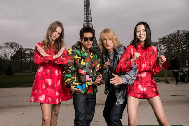 Eniwhere Fashion - Fashion News March 2015 - Zoolander Valentino