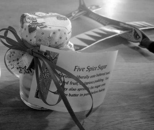 Five Spice Sugar