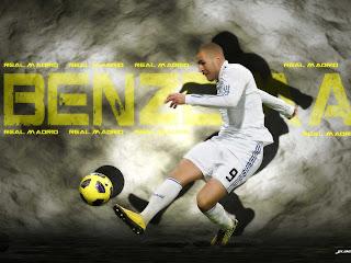 Karim Benzema Wallpaper 2011 10