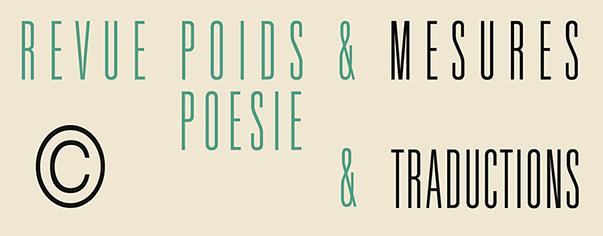 Poids & Mesures