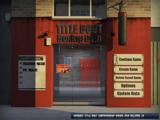 Download Title Bout Boxing 2013 v1.0 Full Apk + Data