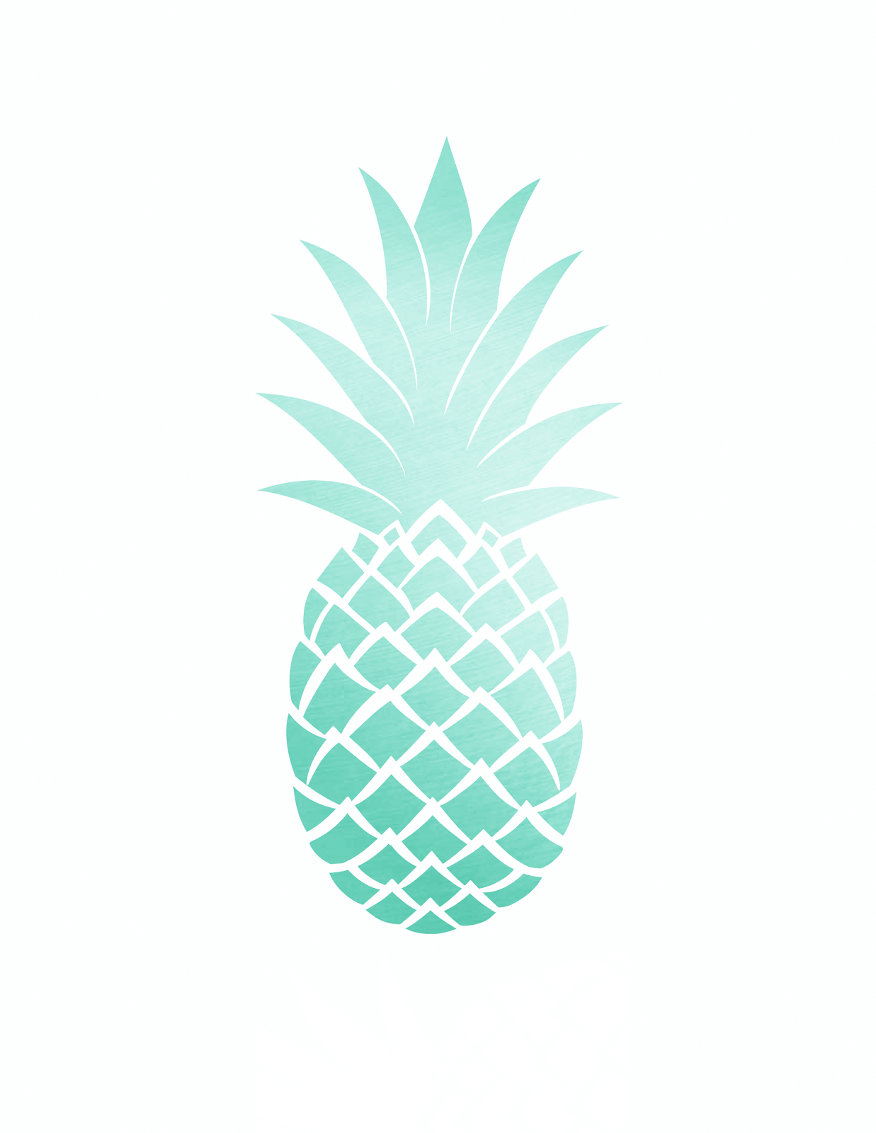 photograph relating to Pineapple Printable identify free of charge pineapple printables include some pleasurable in the direction of your dwelling decor!