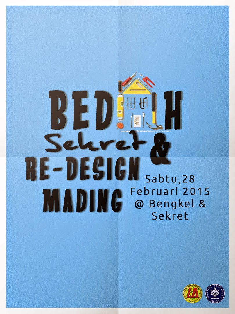 Bedah Sekret & Re-Design Mading