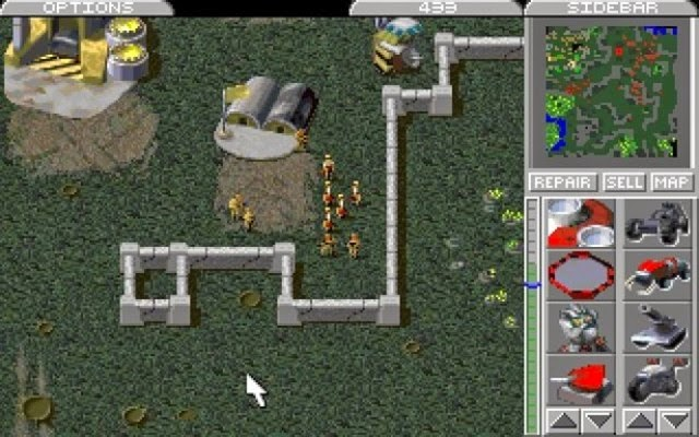 Command & Conquer 1 PC Games Screenshots