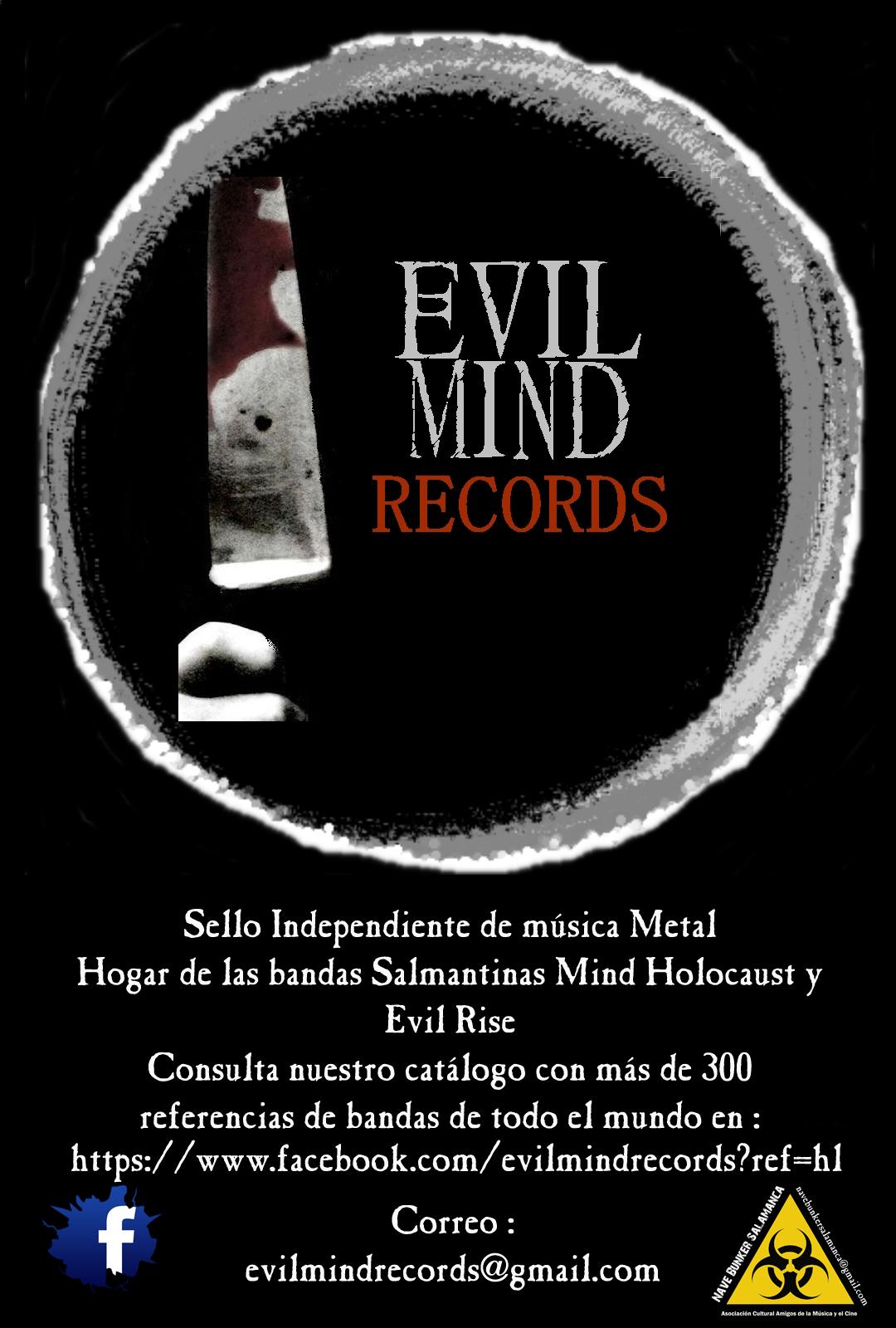 Tienda EvilMind Records