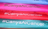 #CanyaAlCancer