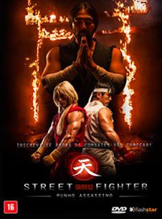 Street Fighter: Punho Assassino - BDRip Dual Áudio